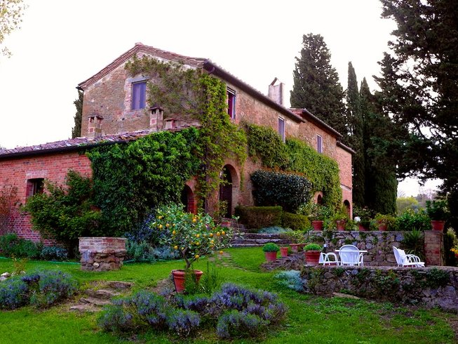 6 Days Painting and Meditation Retreat in Italy