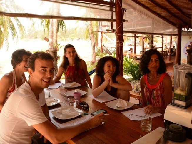14 Tage Gesund Leben Yoga Urlaub auf Koh Phangan, Thailand