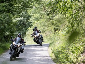 8 Day Luxury Guided Motorcycle Ride and Sail in Croatia, Bosnia & Herzegovina, and Montenegro