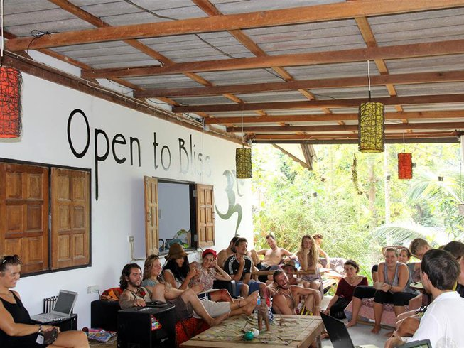 29 Days Awakening Juice Detox and Yoga Retreat in Surat Thani, Thailand