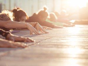 8 Tage Detox Retreat Relight Your Fire mit Yoga und Ayurveda in Essaouira, Marokko