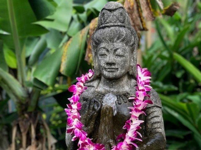3 días de audioterapia y retiro de yoga en Hawái