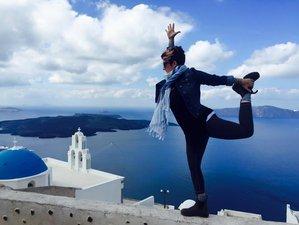 8 Days Yoga Retreat in Greece