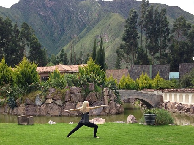 7 Days Explore Machu Picchu Yoga Retreat in Peru