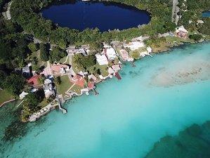 7 Day Refreshing Freediving and Yoga Holiday in Bacalar, Quintana Roo