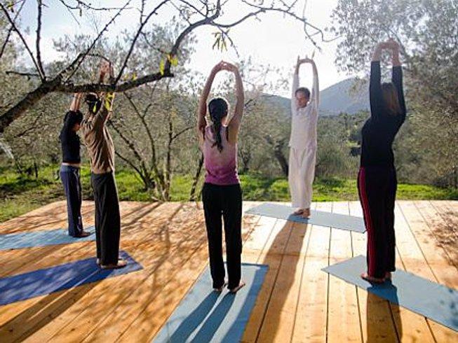 6 Days New Year Yoga Retreat in Spain
