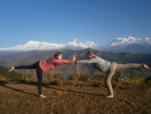 14 Days Trekking and Yoga Retreat in Himalaya, Nepal