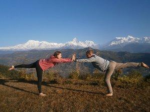 14 días retiro de yoga y trekking en Himalaya, Nepal