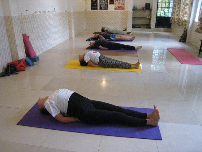 10 Days Meditation and Chanting Yoga Retreat  in Rishikesh INDIA