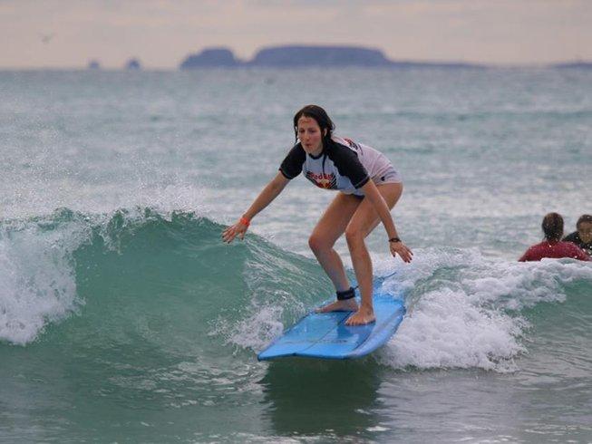 8 Days Ultimate Surf Camp in Sayulita, Nayarit, Mexico