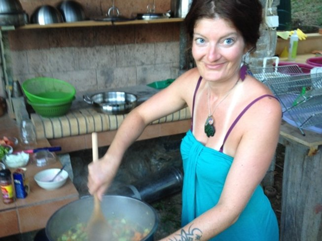 8 Days Sustainable Cooking Holidays in Greece