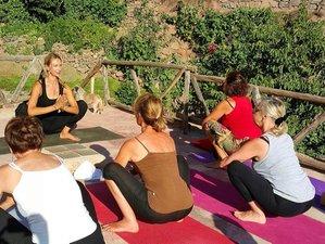 5 jours en vacances de yoga, méditation et cuisine santé sous le soleil de Marrakech