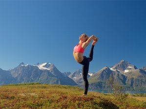 5 Days Pure Yoga Retreat in Djupvik, Norway