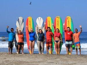 8 Day Fun Surf Camp in Puerto Escondido, Oaxaca
