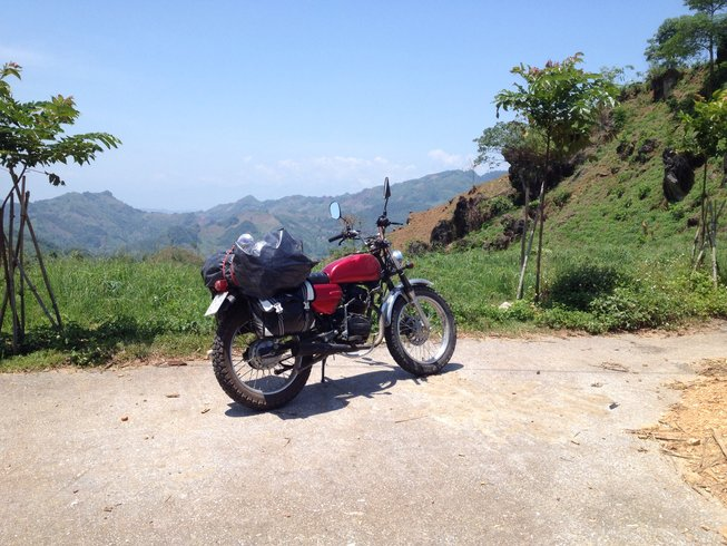 11 Days Adventurous Motorcycle Tour in Vietnam