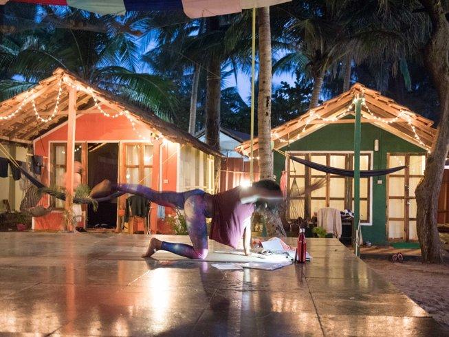 29 Days 300-Hour Yoga Teacher Training in Goa, India