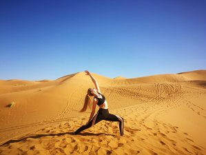 8 Day Yoga Tour and Private Coaching in the Deserts of Morocco