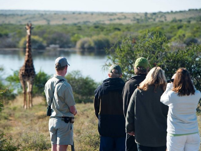 5 Days Walking Safari South Africa
