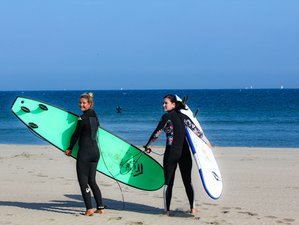 8 Day Women's Surf Camp for Beginners in Punta Farallon, Ñuro