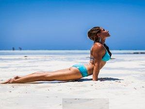 8-Daagse Alle Niveaus Fitness en Yoga Retraite in Zanzibar, Tanzania