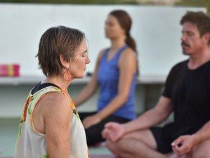 8 Day Invigorating Personal Yoga Retreat in Tulum, Quintana Roo