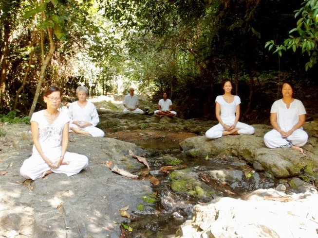 9 Days Sabai Yoga & Meditation Retreat in Thailand