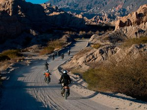 13 Day Guided Adventure Motorcycle Tour in Salta and Jujuy, Argentina