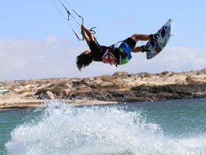 6 Day Beginners Kitesurfing Camp in Fuerteventura, Canary Islands
