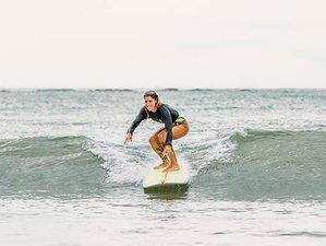 11 Days Invigorating Surf Camp in Santa Elena Area, Ecuador