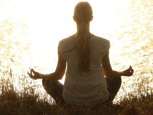 4 Tage Yoga Urlaub mit Wandern und Entspannung am Meer auf der Schönen Insel Sylt, Deutschland