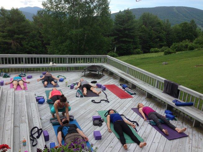 3 Days Autumn Wellness, Meditation, and Yoga Retreat New York, USA