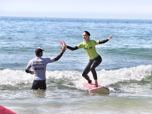4 Day Cozy Stay and Exciting Surf Camp in Cascais
