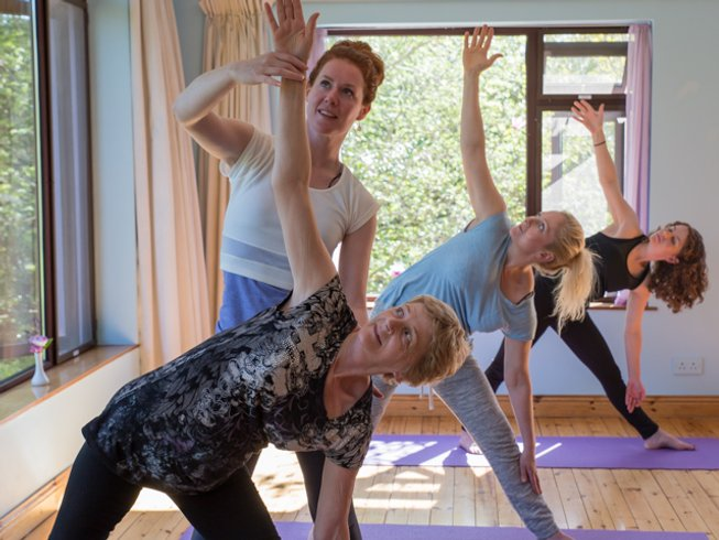 7-Daagse Mindfulness Meditatie en Vinyasa Yoga Retreat in County Galway, Ierland