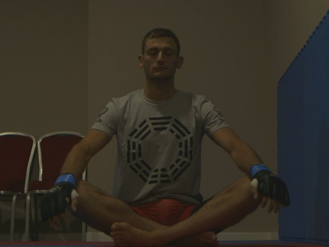 5 Days Tai Chi and MMA training in India with UFC Nick Osipczak