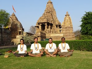 3 Days Intensive Meditation and Yoga Retreat in Khajuraho, India
