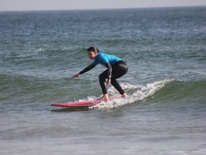 8 Days Surf Camp in Cascais, Portugal