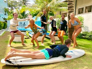 7 Day Fantastic Surf Camp and Yoga Holiday in Arugam Bay, Eastern Province