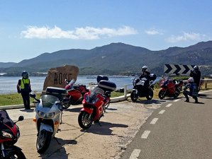 8 Day Guided Motorcycle Tour of Sardinia, Italy