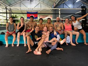 30 Days Kun Khmer Training Camp in Siem Reap, Cambodia – Accommodation Included
