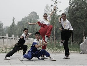 3 Months Shaolin Kung Fu Training in China