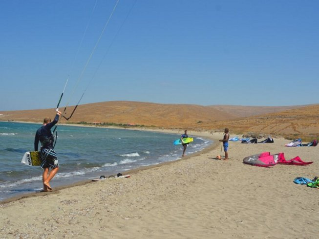 7 Days Kitesurf Camp Sigri, Greece