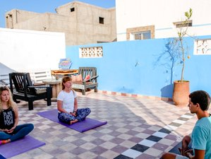 11 Days Unique and Active Surf for All Levels and Relaxing Yoga Experience in Aourir, Morocco