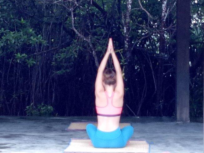 5 días retiro de yoga y Ayurveda junto al río en Bentota, Sri Lanka