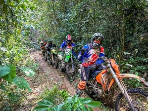 8 Day Cardamom Mountain Guided Motorcycle Explorer Tour in Cambodia