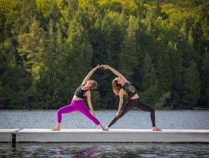 3 Days Weekend Yoga Retreat in Ontario, Canada