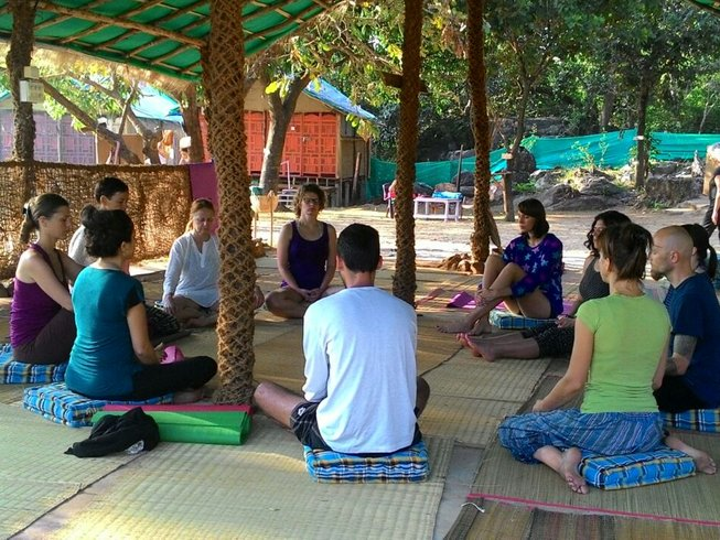 15-Daagse Mindfulness en Yoga Retraite in Goa, India