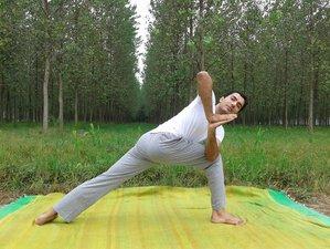 7 Tage Yoga Urlaub am Fuße des Himalayas