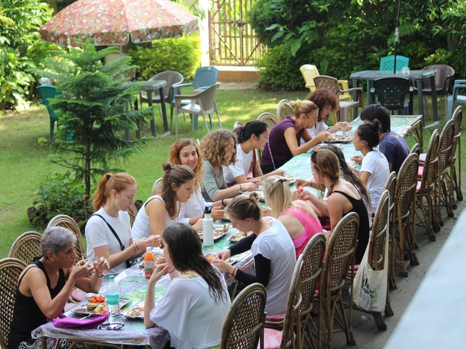 7 Days Ashtanga & Hatha Yoga Retreat in Rishikesh, India