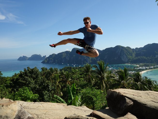 2 Weeks Intensive Multi-Martial Arts & Fitness Retreat Ko Samui Thailand