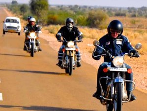 16 Day Guided Adventurous Motorbike Tour in Rajasthan